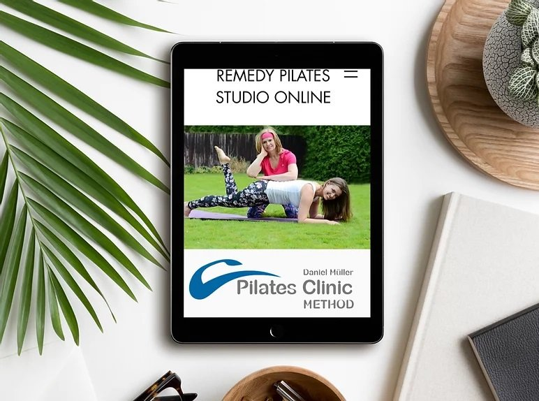 Remedy pilates on-line